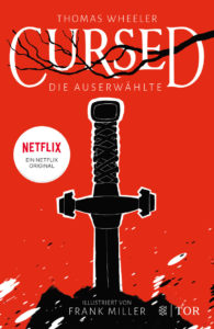 Cursed Cover 195x300 - Thomas Wheeler: Cursed