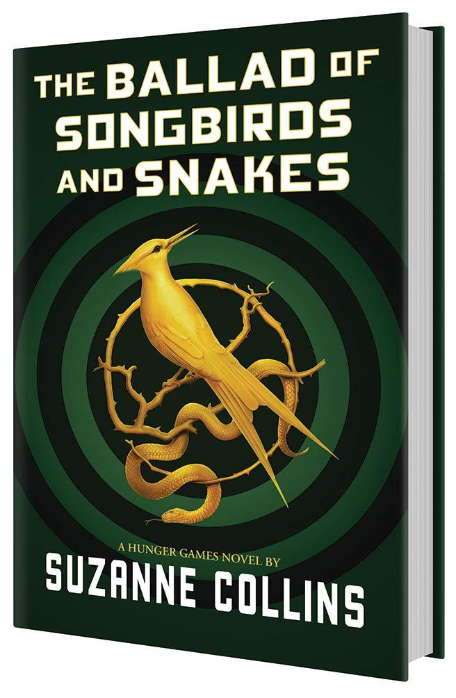 61rGUKxLaBL - Suzanne Collins: Die Tribute von Panem X - Das Lied von Vogel und Schlange