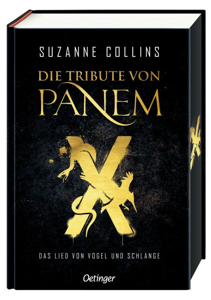 9783789120022 723x1024 - Suzanne Collins: Die Tribute von Panem X - Das Lied von Vogel und Schlange