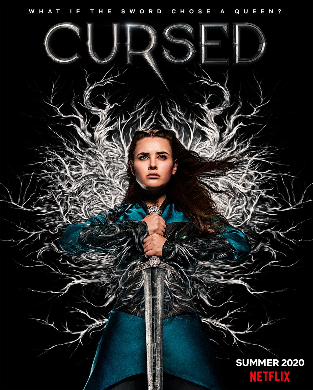 Cursed Netflix - Thomas Wheeler: Cursed