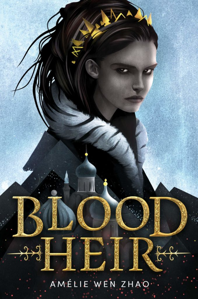 Blood Heir 679x1024 - Bookcover-Battle