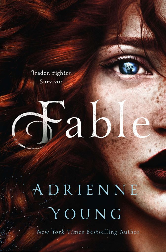 fable 673x1024 - Adrienne Young: Fable