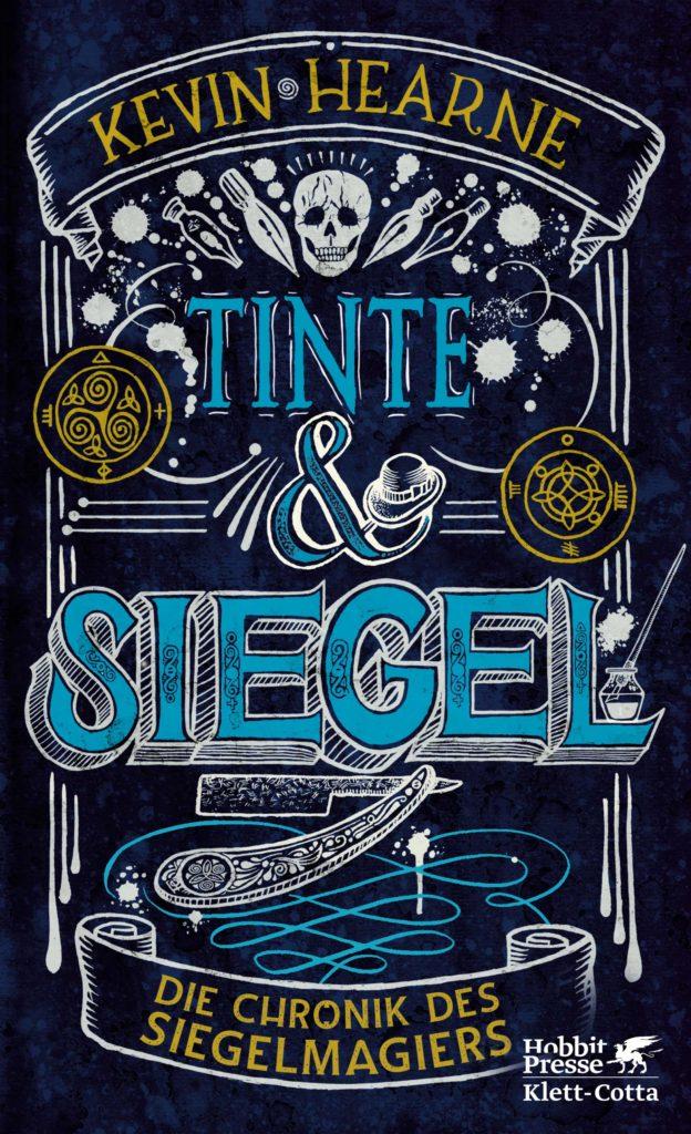 9783608982039 1 624x1024 - Kevin Hearne: Tinte & Siegel