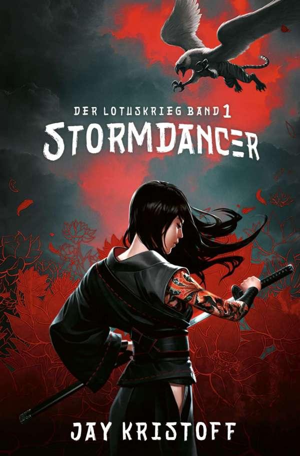 derlotuskrieg1 stormdancer rgb 840fab94 5aa64dc6 - Neuerscheinungen 2021 -Erste Jahreshälfte